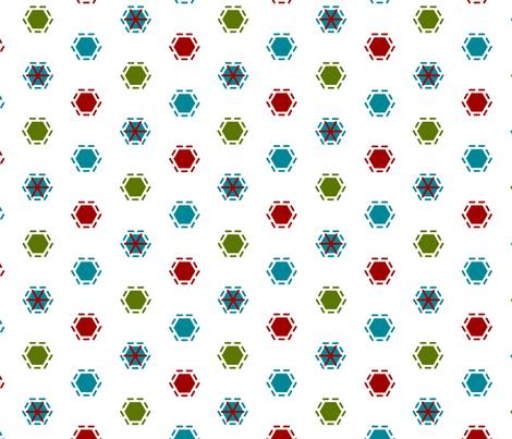Tilkkutakki (Harlequin) G fabric by nekineko on Spoonflower - custom fabric