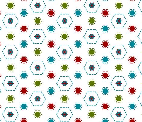 Tilkkutakki (Harlequin) I fabric by nekineko on Spoonflower - custom fabric