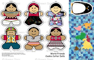 Cookie Cutter Dolls