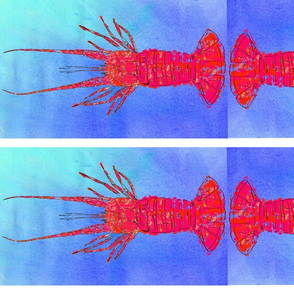 lobster nautical