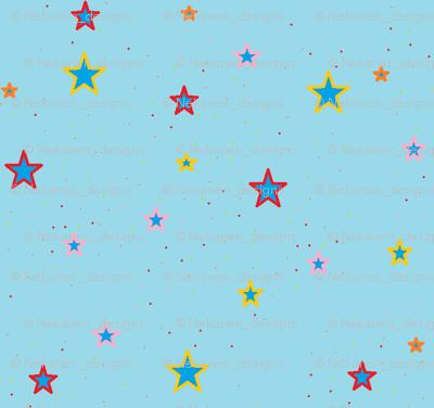 American Stars coord