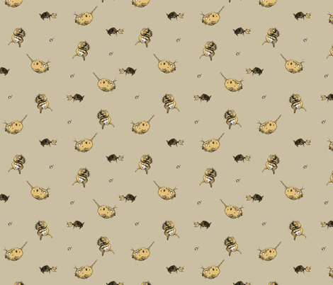 The Great Stink 03 fabric by woodmouse&bobbit on Spoonflower - custom fabric