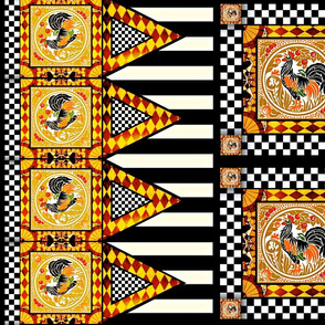 Rooster Flags