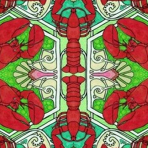 Lobster Quadrille
