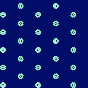 Ishtar Turquoise Blossom