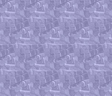 Thetis Relief fabric by queeninmyownmind on Spoonflower - custom fabric