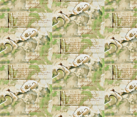 Darling_Buds_of_Maie fabric by emmari on Spoonflower - custom fabric