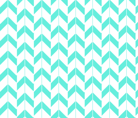 Rough Sea-white fabric by fleamarkettrixie on Spoonflower - custom fabric