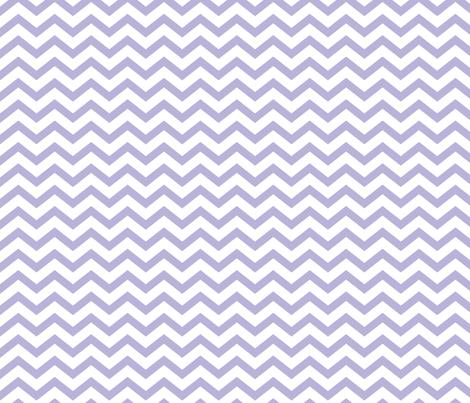 chevron light purple fabric by misstiina on Spoonflower - custom fabric