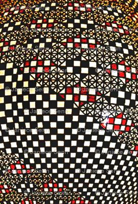 Textiles Imitating Textiles