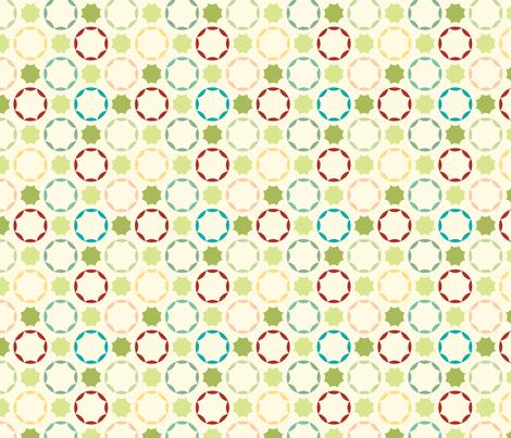 sugar cookies fabric by lighthearts on Spoonflower - custom fabric