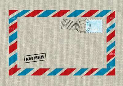 Airmail From Santa