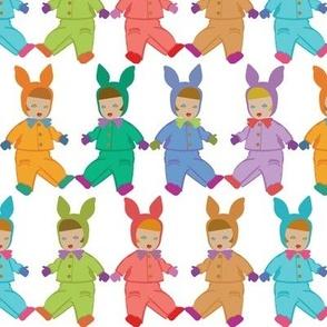 Babies - full colour