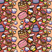 Lots o' Cakes!
