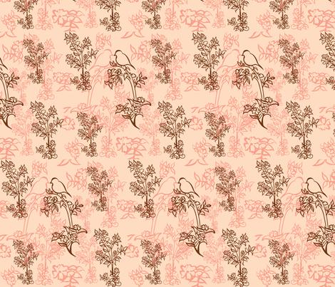3Birds2011-ch fabric by nikky on Spoonflower - custom fabric