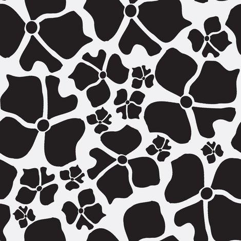 Contrast fabric by joanmclemore on Spoonflower - custom fabric
