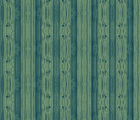 Woodgrain in Blue fabric by bluenini on Spoonflower - custom fabric