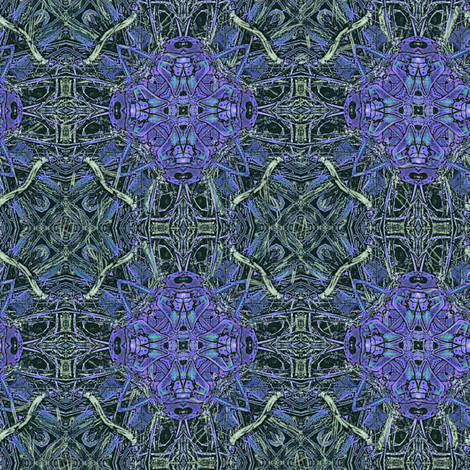 grasshopper-gld_012b_003 fabric by wren_leyland on Spoonflower - custom fabric
