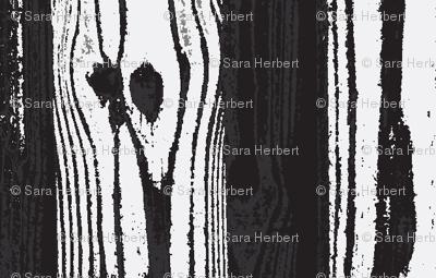 Woodgrain in Zebra