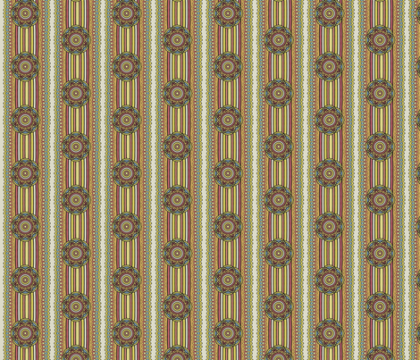 Indian Button fabric by david_kent_collections on Spoonflower - custom fabric