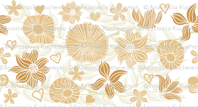 Flowers in Vector