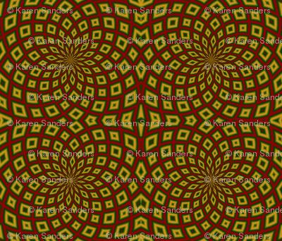 Christmas Kaleidoscope 03