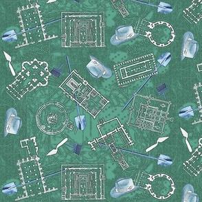 archaeologists - patina
