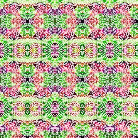 Christmas Morning  fabric by edsel2084 on Spoonflower - custom fabric