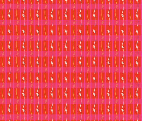 Autumn Harvest Plaid fabric by acbeilke on Spoonflower - custom fabric