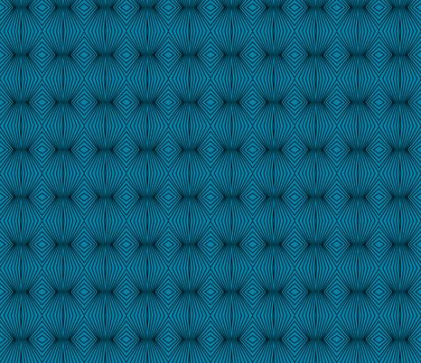 God's Diamonds-black fabric by relative_of_otis on Spoonflower - custom fabric