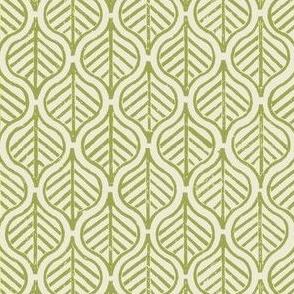 Indian Leaf / Grass & Natural