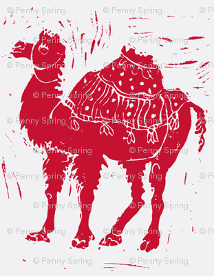 Red Camel Different