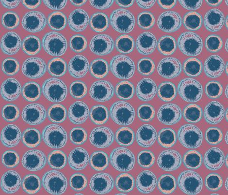 Radishes - 3 fabric by owlandchickadee on Spoonflower - custom fabric