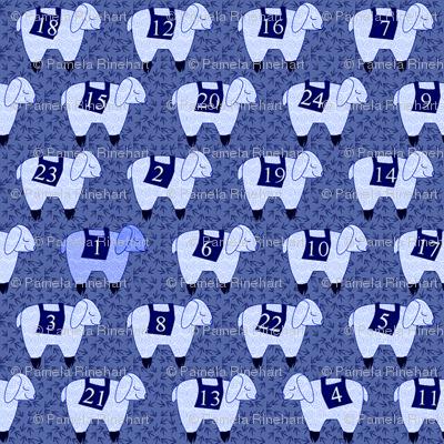 Bah Bah Blue Sheep