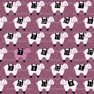 Bah Bah Berry Sheep