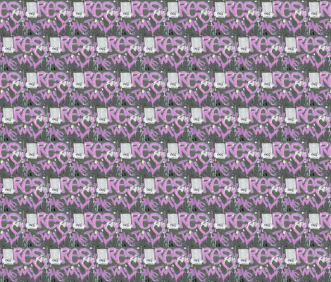Almost Pretty in Pink - quilter's version fabric by susaninparis on Spoonflower - custom fabric