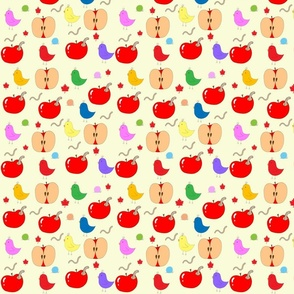 Apples & Birds