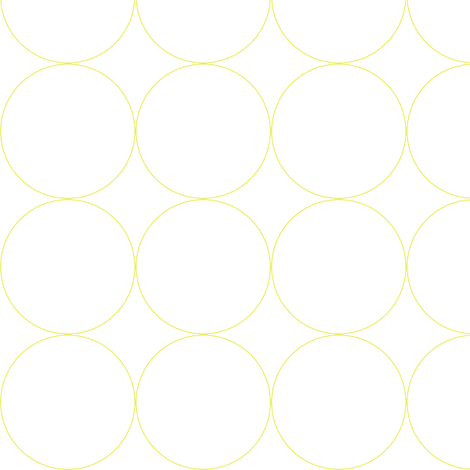 Lime Circle fabric by tracey_butterfield on Spoonflower - custom fabric