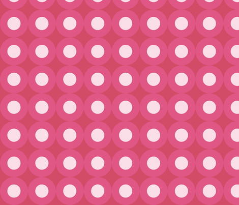 Grapefruit Sorbet fabric by tracey_butterfield on Spoonflower - custom fabric