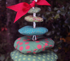 Simple Country Tree Ornament