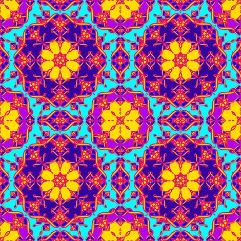 TiledArtColorChange-ch-ch fabric by grannynan on Spoonflower - custom fabric