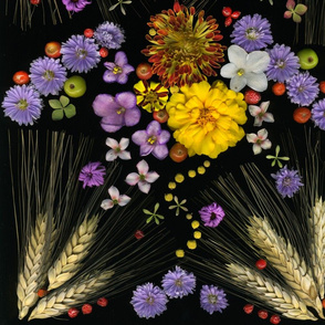 fabric_wheat_aster_LOWER_RES_for_spoonflower