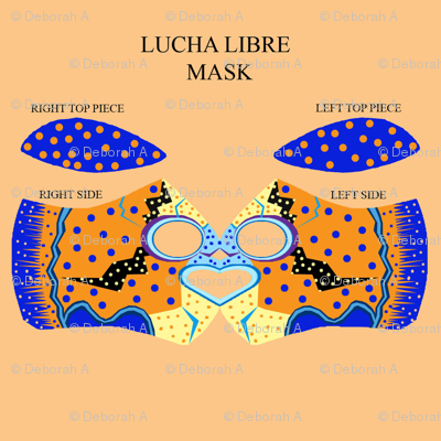 Luche_Libre_Mask_by_Deborah_Abbott