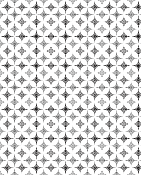 UMBELAS AZAHA 3 fabric by umbelas on Spoonflower - custom fabric
