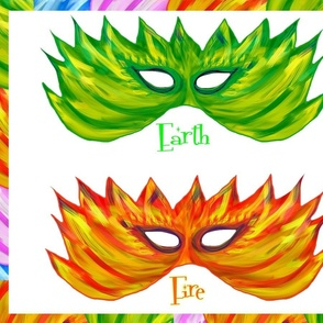 Four Elements Mask
