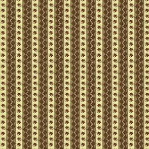 Smaller version Brown zig-zag
