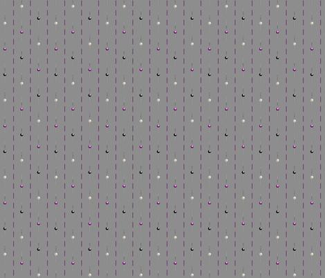 pinstripe 3 fabric by glimmericks on Spoonflower - custom fabric