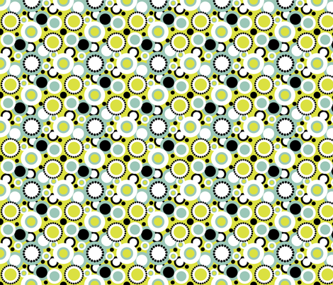 dot dah dah-02 fabric by deesignor on Spoonflower - custom fabric