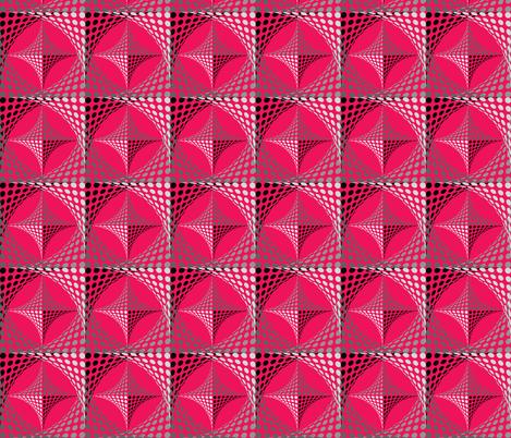 UMBELAS ZAHHA 2 fabric by umbelas on Spoonflower - custom fabric