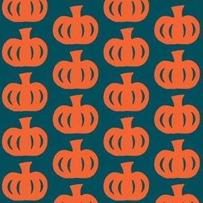 Pumpkin Print